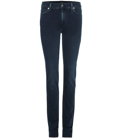 7 for all mankind female rozie highrise slim jeans