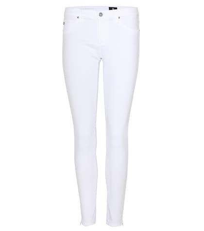 ag jeans female the zipup legging ankle jeans