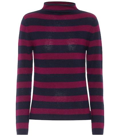 Carmen cashmere turtleneck sweater