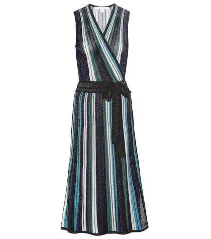 Cadenza striped dress