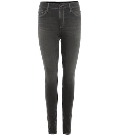 ag jeans female farrah highrise skinny jeans
