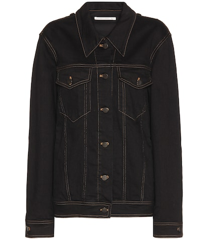 alessandra rich female 188971 denim jacket