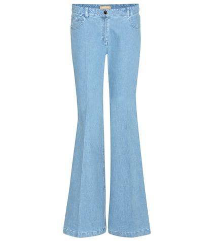 michael kors female 201920 flared jeans