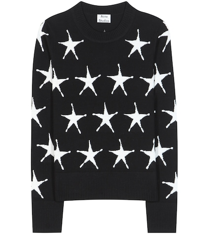Pacis Star Wool Sweater