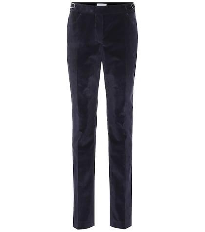 Gustavo velvet corduroy pants