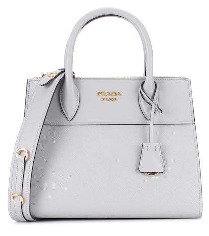 Paradigme leather handbag