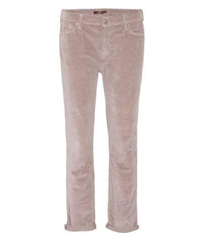 Josefina corduroy trousers