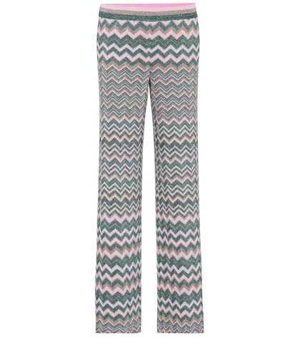 Brocade trousers