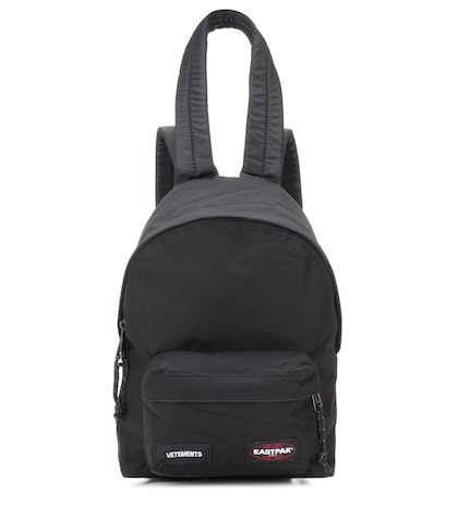 vetements female x eastpak mini backpack