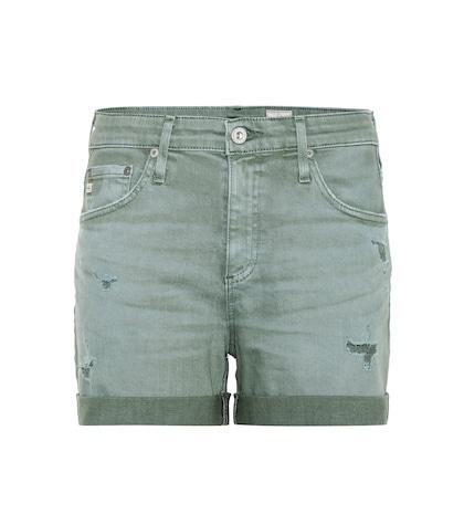 ag jeans female hailey denim shorts