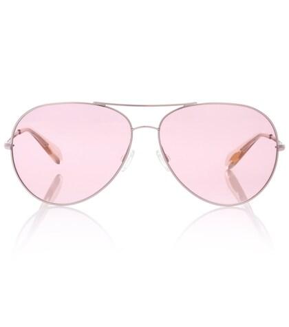 Sayer aviator sunglasses
