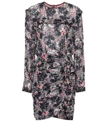 Jirvina printed dress