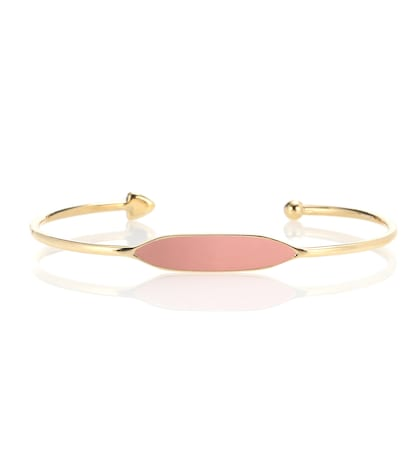 aliita female chromatic indicator 9kt gold bracelet