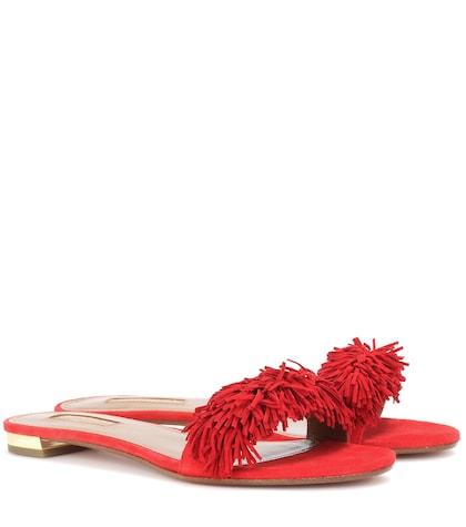 Wild Thing Slip-on Sandals