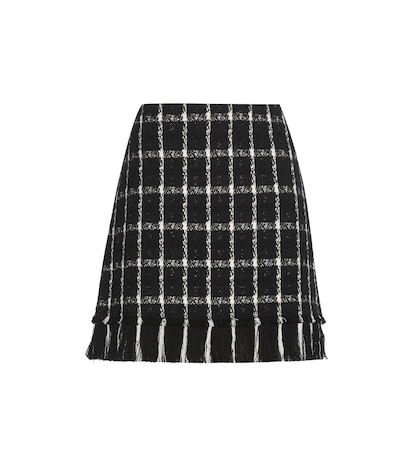 Marisol Cotton-blend Skirt