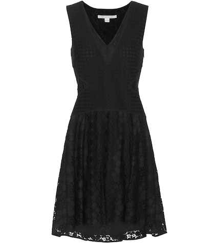 diane von furstenberg female fiorenza lace dress