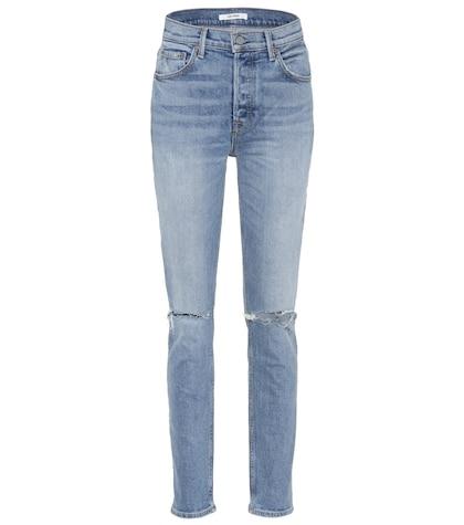 Karolina high-waisted jeans
