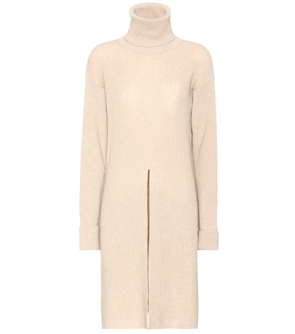agnona female oversized wool and cashmere sweater