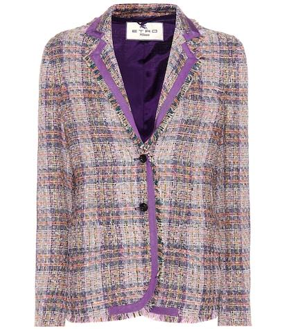 Cotton-blend Jacket