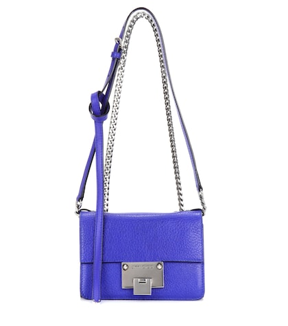 Rebel Soft Mini Leather Shoulder Bag