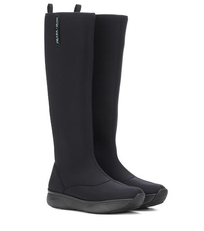 Scuba boots