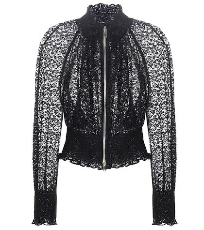 Naomi lace jacket