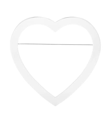 Medium Heart Brooch