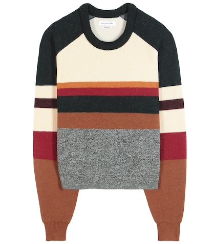 Dinky Striped Wool Sweater