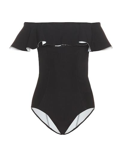Mira Flounce Swimsuit