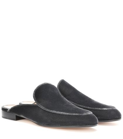 Palau velvet slippers