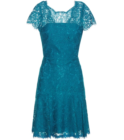 diane von furstenberg female fifi lace dress