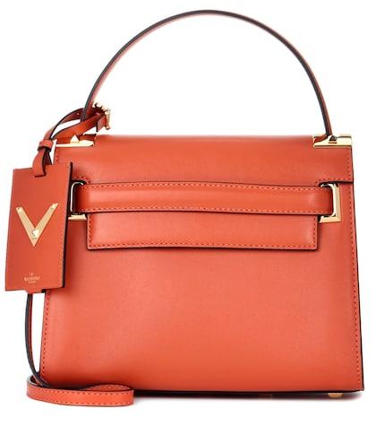 Valentino Garavani My Rockstud Small Leather Shoulder Bag
