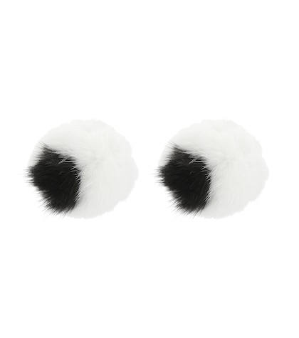 anya hindmarch female eyes fur stickers