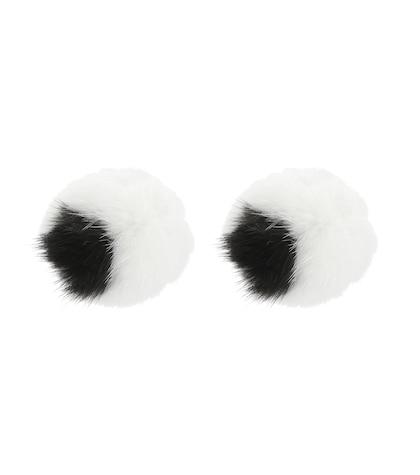 anya hindmarch female eyes fur stickers