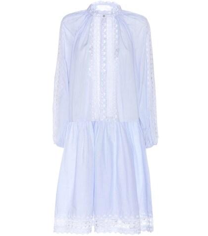 zimmermann female cotton dress