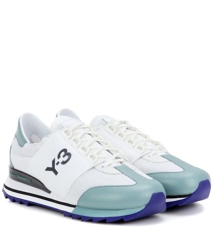 y3 female rhita sport sneakers