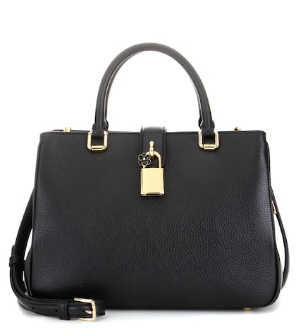 dolce gabbana female dolce shopping small leather crossbody bag