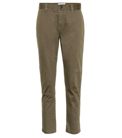 Pantalon en coton Confidant