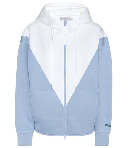 adidas by stella mccartney female 201920 studio hoodie