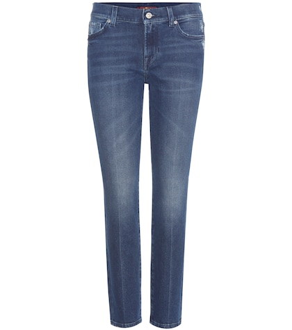 7 for all mankind female 201920 roxanne crop jeans