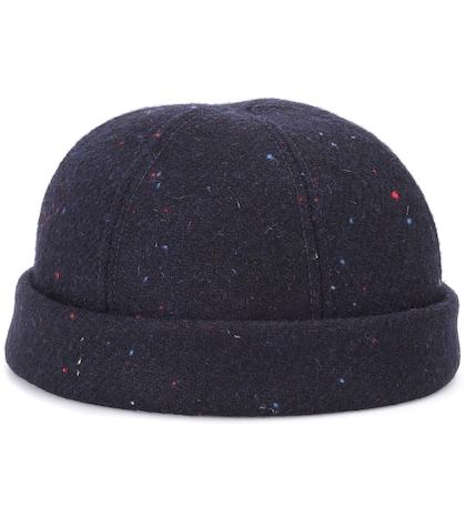 Calvin wool and cotton hat