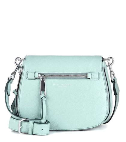 marc jacobs female small nomad leather crossbody bag
