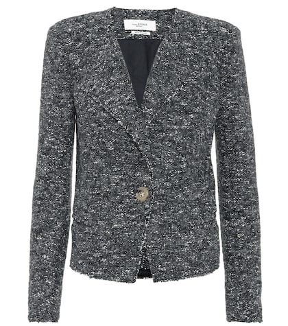 Orson cotton-blend tweed jacket