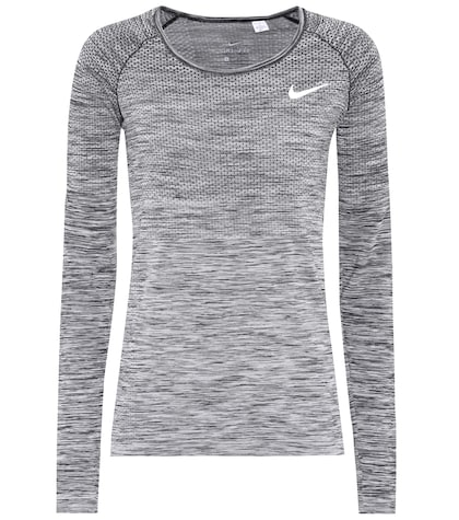 Dri-Fit Knit long-sleeved top