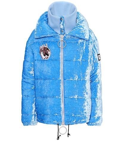 Baggy Puff jacket