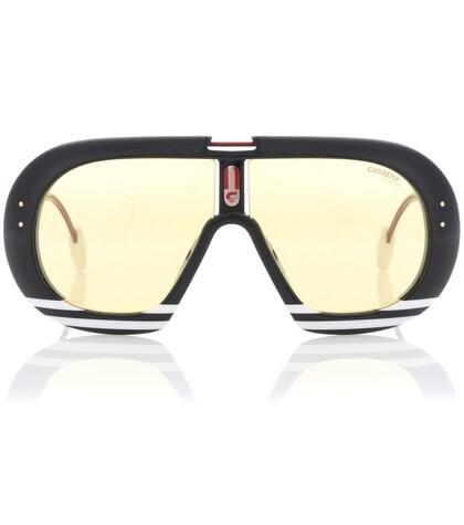 Ski-II aviator sunglasses