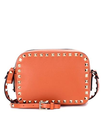 Valentino Garavani Rockstud leather cross-body bag