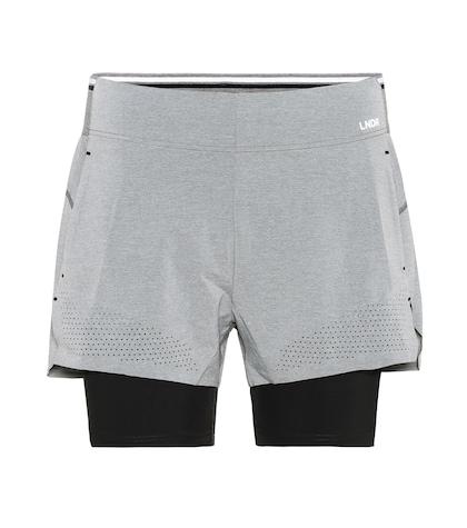 Run Double shorts