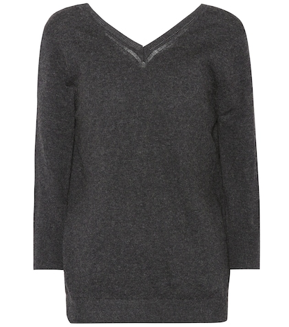 Kizzy cotton and wool sweater