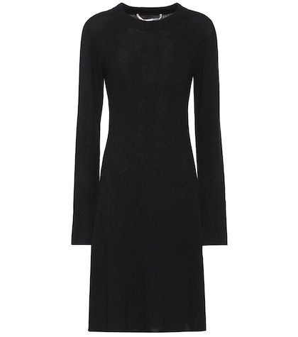 Hester wool and cashmere dress